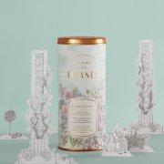 Le jardin du paradis, une infusion créative de la collection Jardins & délices de Comme des tisanes.