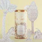 Le Sirocco, une infusion créative de la collection La rose des vents de Comme des tisanes.