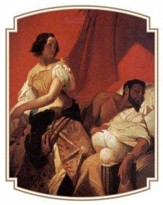 Judith et Holopherne, par Horace Vernet