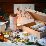 Votre coffret cadeau réutilisable pour vos tisanes ou vos petits trésors...