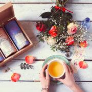 Choisissez votre coffret de tisanes coquines pour la saint Valentin