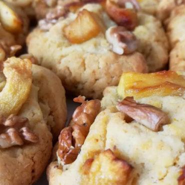 Comme une recette : Cookies au Jardin du paradis