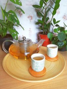 thé infusion asie bauhinia Shangri La